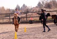 Horse-ball du 24 Février 2019 au Centre Equestre de Maurecourt