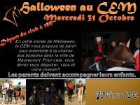 31 Octobre 2018 : Soirée Halloween