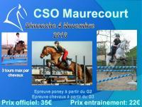 4 Novembre 2018 : CSO Maurecourt
