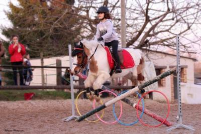 maitrise du poney  Maurecourt