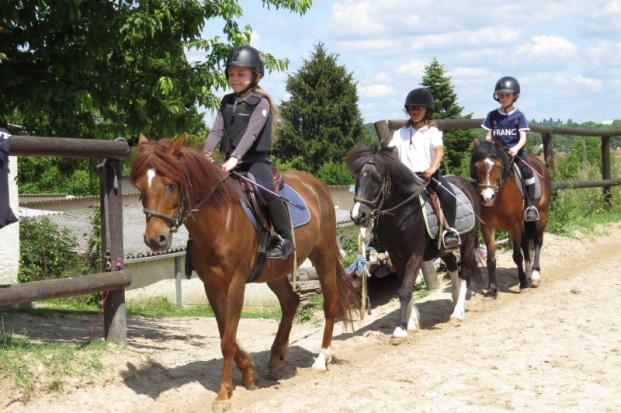 cours équitation Maurecourt