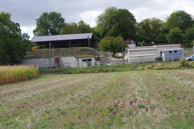 infrastructures club équestre Maurecourt